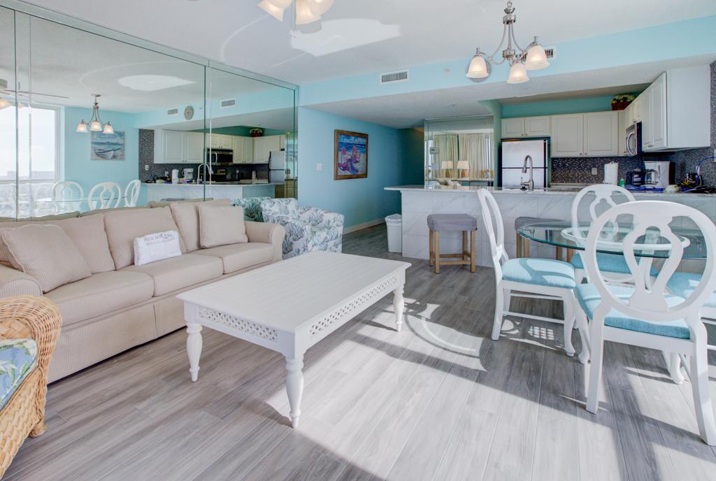 Pelican Beach Resort 1001 Condo rental in Pelican Beach Resort in Destin Florida - #2