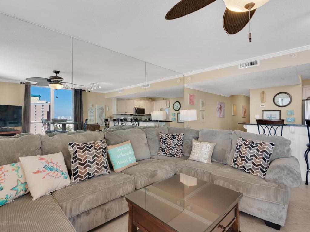 Pelican Beach Resort 1201 Condo rental in Pelican Beach Resort in Destin Florida - #2