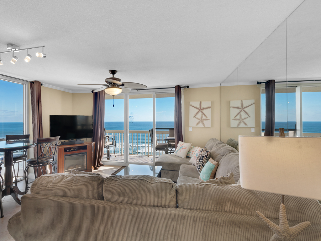 Pelican Beach Resort 1201 Condo rental in Pelican Beach Resort in Destin Florida - #4