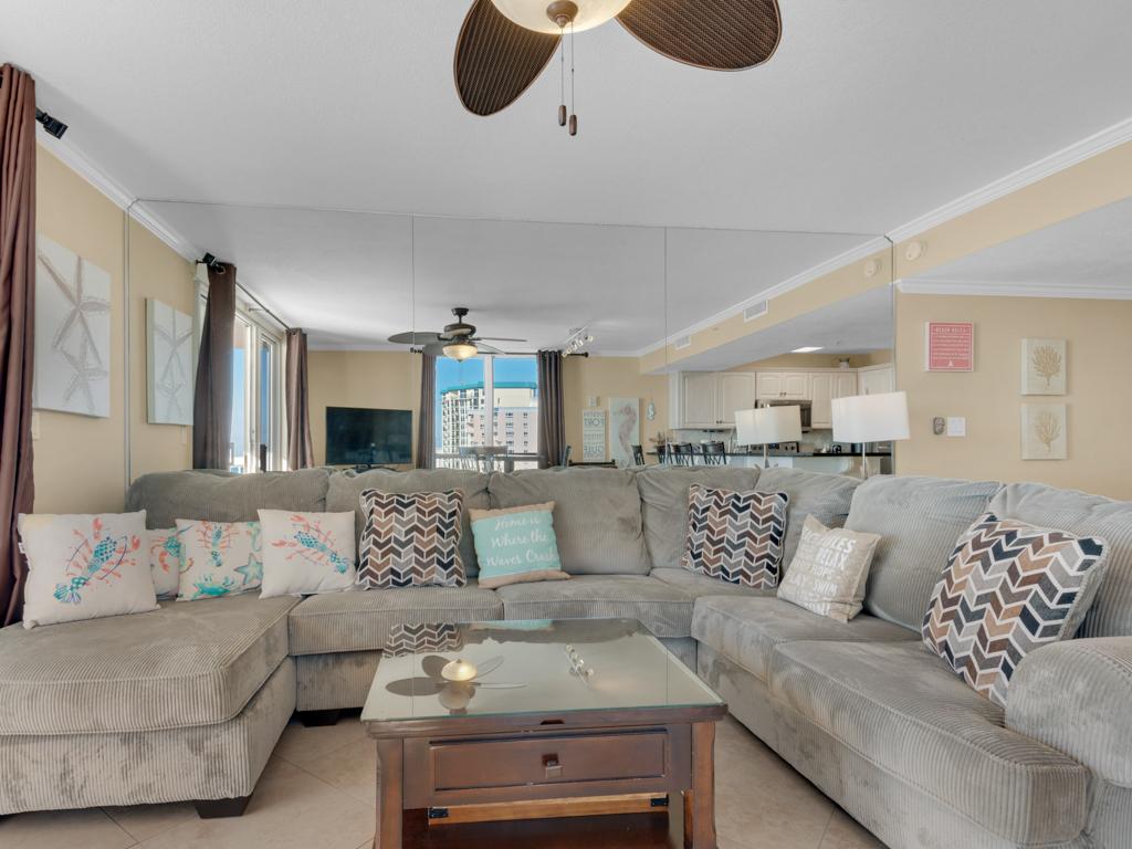 Pelican Beach Resort 1201 Condo rental in Pelican Beach Resort in Destin Florida - #5