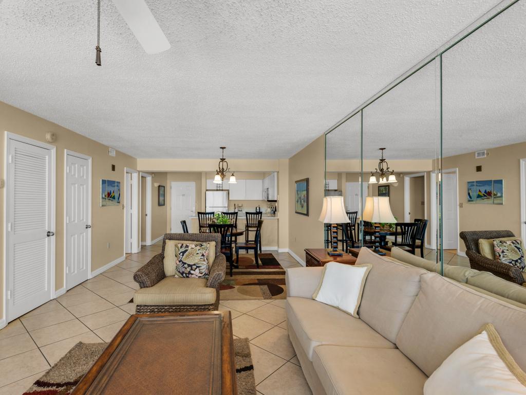 Pelican Beach Resort 1412 Condo rental in Pelican Beach Resort in Destin Florida - #2