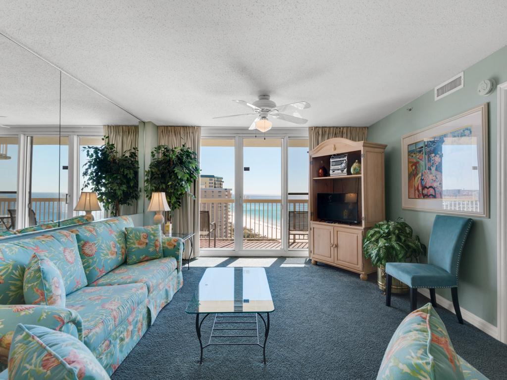 Pelican Beach Resort 1717 Condo rental in Pelican Beach Resort in Destin Florida - #2