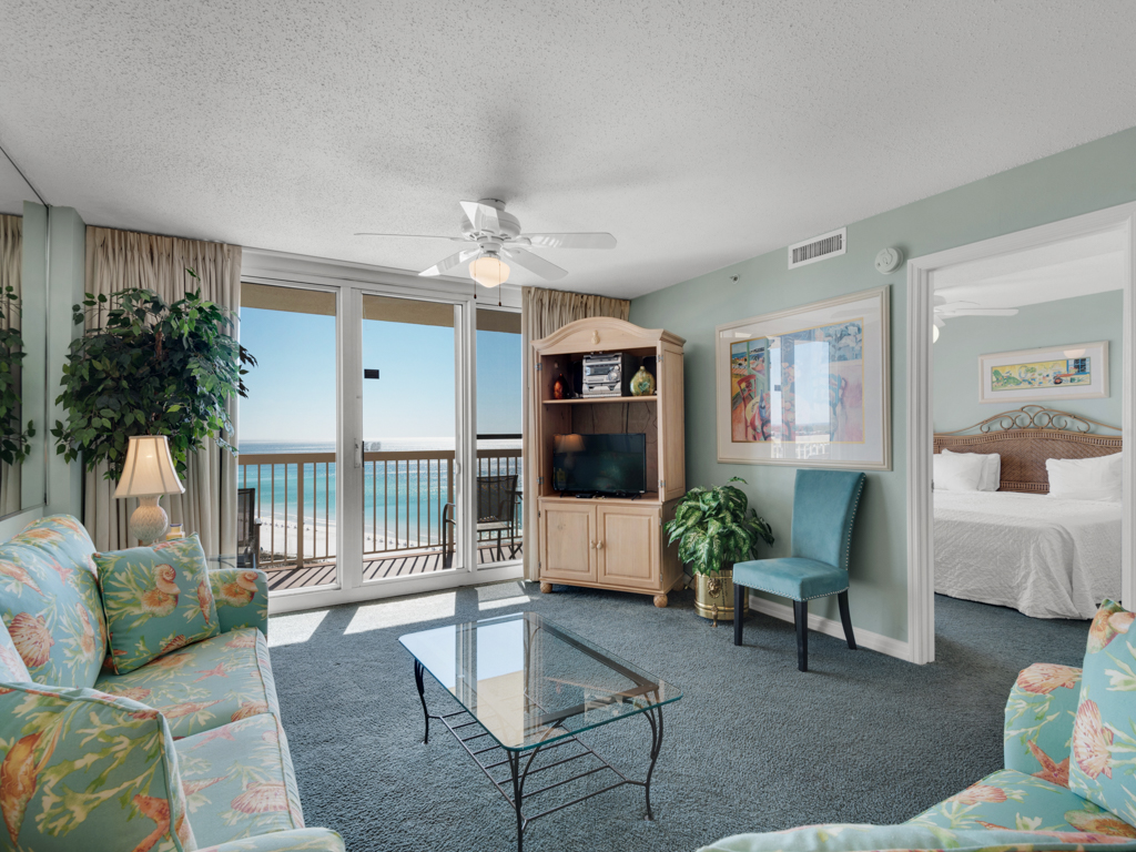 Pelican Beach Resort 1717 Condo rental in Pelican Beach Resort in Destin Florida - #3