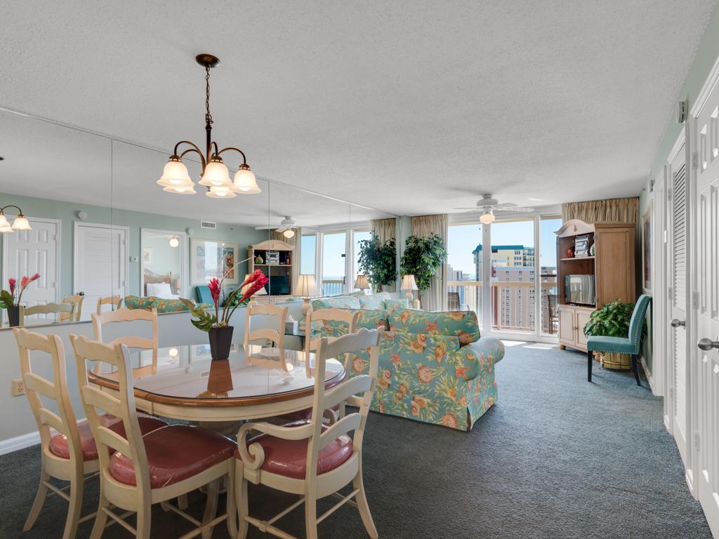 Pelican Beach Resort 1717 Condo rental in Pelican Beach Resort in Destin Florida - #4
