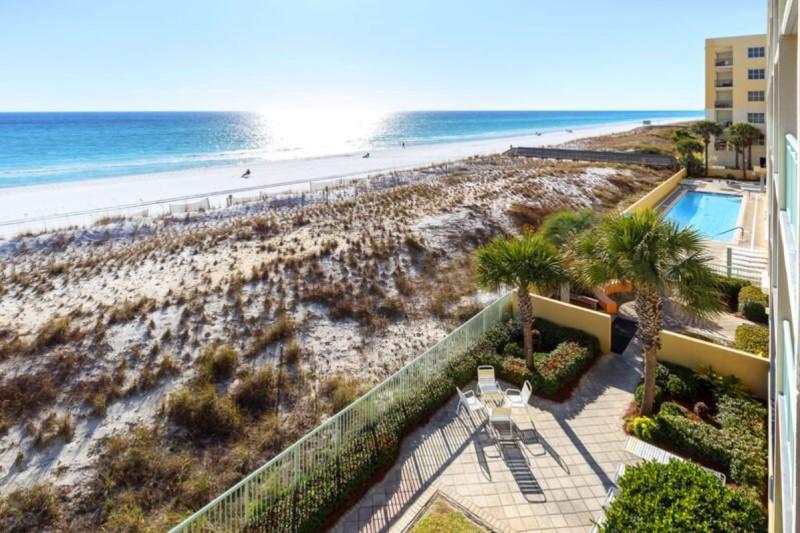 Beachfront Pelican Isle Gulf View
