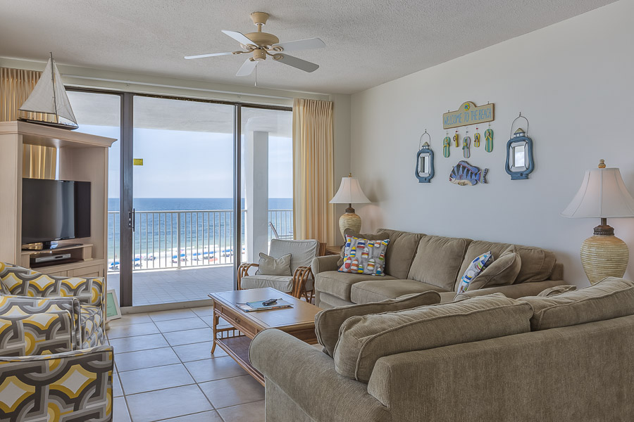 Pelican Pointe #501 Condo rental in Pelican Pointe in Orange Beach Alabama - #2