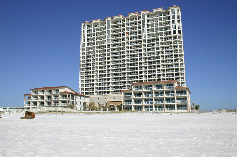 Beach Club Resort And Spa In Pensacola Fl