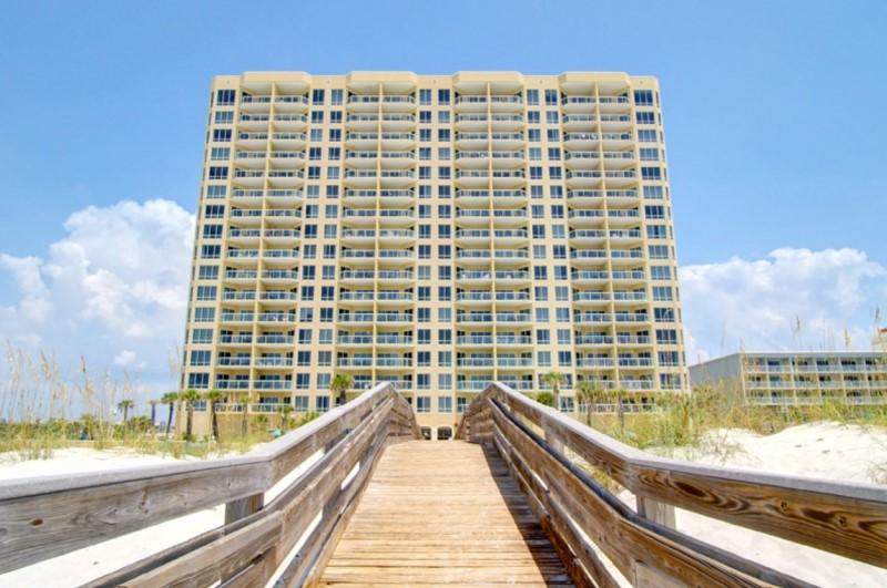 Emerald Isle Condominium Pensacola Beach Florida