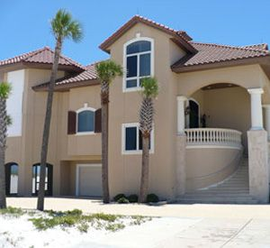 Luxury Homes in Pensacola Beach Florida