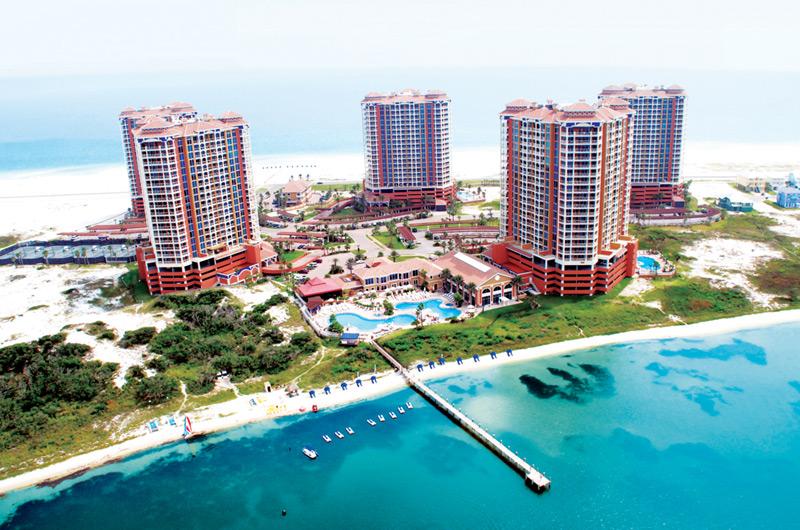 Portofino Island Resort in Pensacola FL