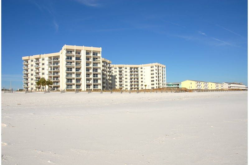 Regency Towers in Pensacola Beach Florida