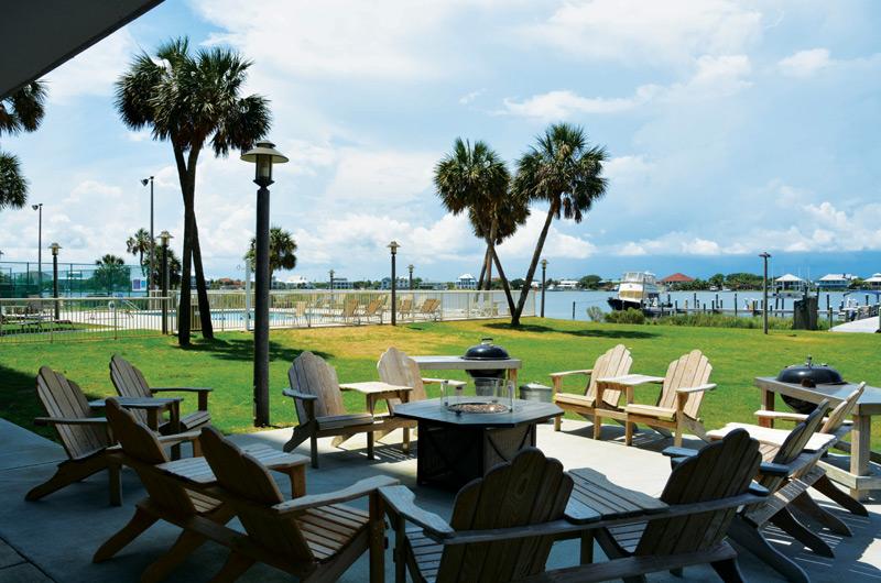 Sabine Yacht & Racquet Club in Pensacola FL