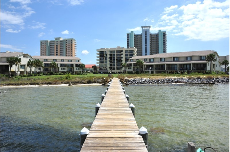 Santa Rosa Dunes in Pensacola Beach Florida