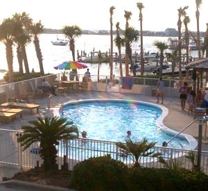 Travelodge Pensacola Beach in Pensacola Beach Florida