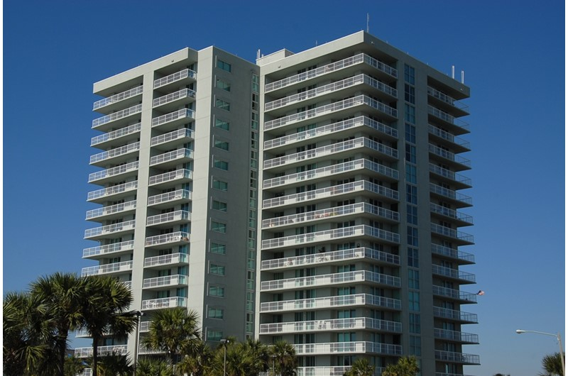Tristan Towers in Pensacola Beach Florida