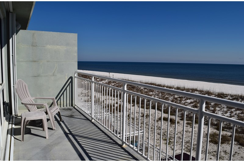 Great View From The Balcony At White Sands In Pensacola Florida
