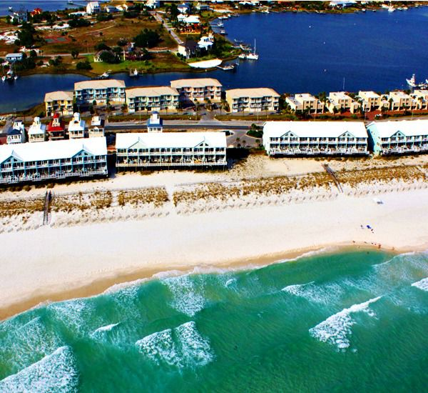 White Sands Townhomes in Pensacola Beach Florida