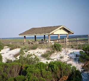 Perdido Key State Park in Perdido Key Florida