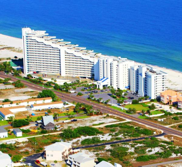 Eden Condominiums Perdido Key FL