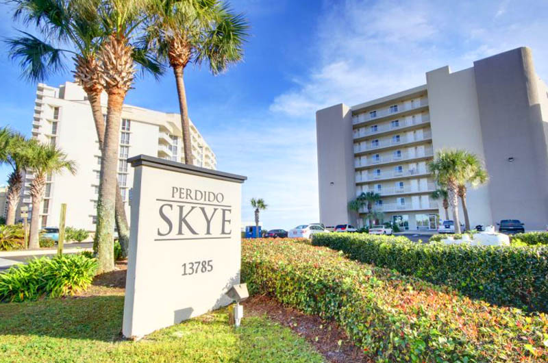Perdido Skye Condominiums Perdido Key Florida