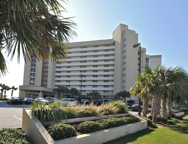 Perdido Sun Condominiums in Perdido Key Florida