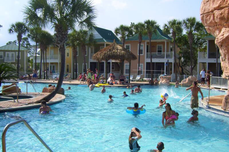 Purple Parrot Village Resort in Perdido Key FL