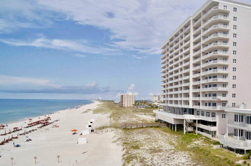 Windemere Condominiums in Perdido Key Florida