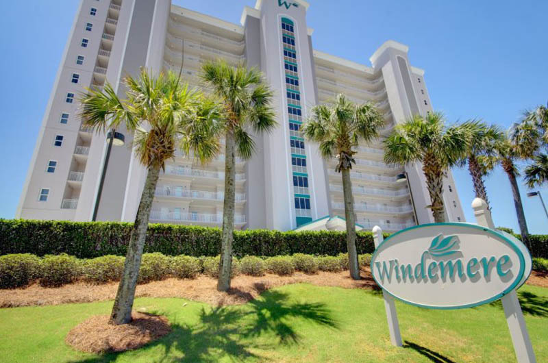 Beautiful Windemere Condominiums in Perdido Key Florida