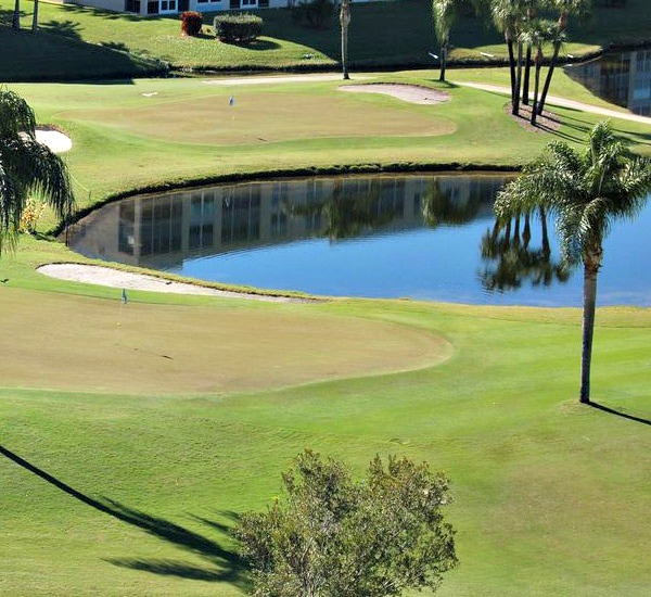 Pinebrook Ironwood Golf Course in Anna Maria Island Florida