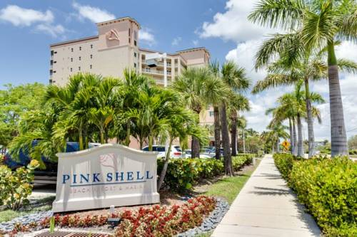 Pink Shell Beach Resort & Marina in Fort Myers Beach FL 03