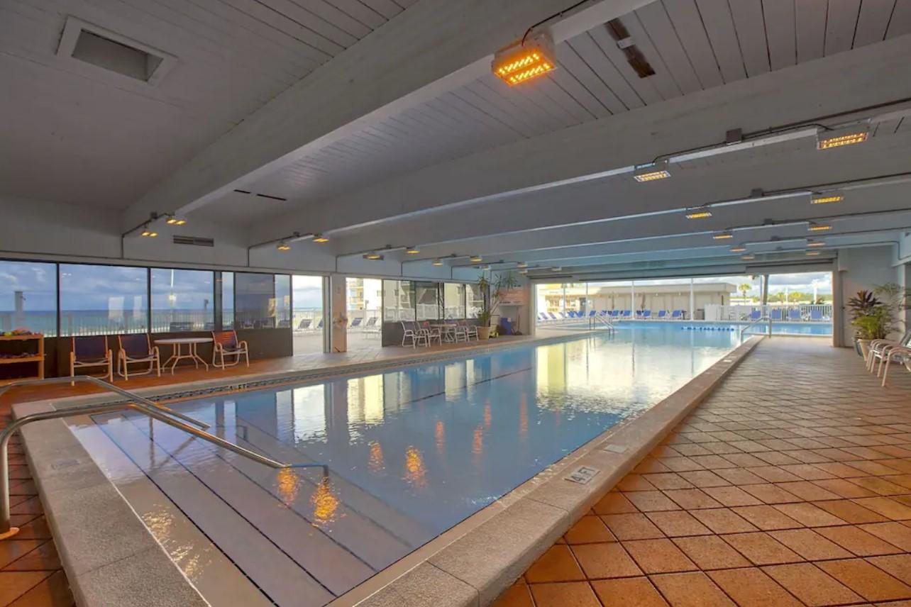 Pinnacle Port Panama City Beach Indoor Pool