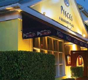 Pisces Seafood Restaurant in Key West Florida