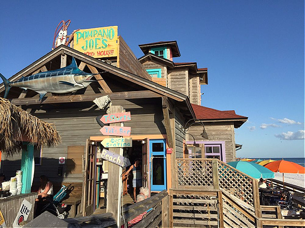 Pompano Joe's in Destin Florida