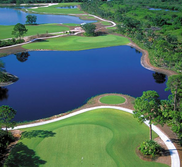 Raptor Bay Golf Club in Bonita Springs Florida