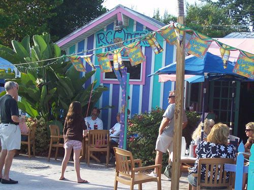 RC Otters Island Eats in Sanibel-Captiva Florida