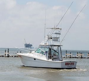 Red Eye Charters in Gulf Shores Alabama