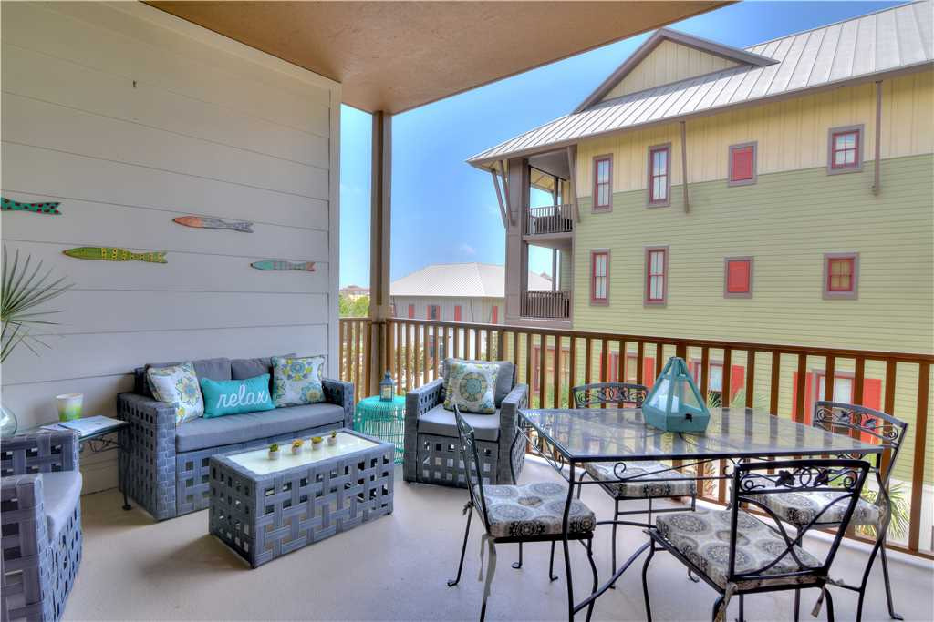 Redfish Village Sandy Feet Retreat M2-315 Blue Mountain Beach 30A