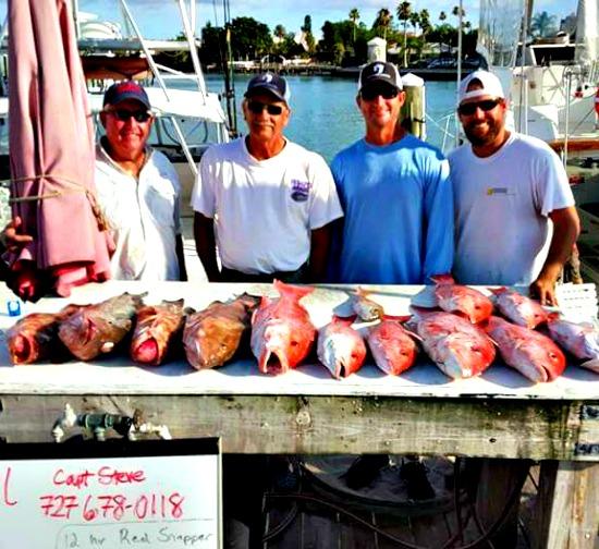 Reel Deal II in Clearwater Beach Florida