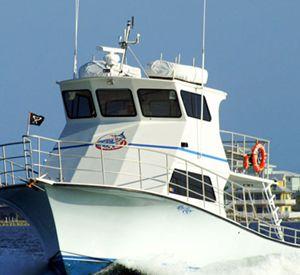 pensacola beach charter fishing deep sea fishing in