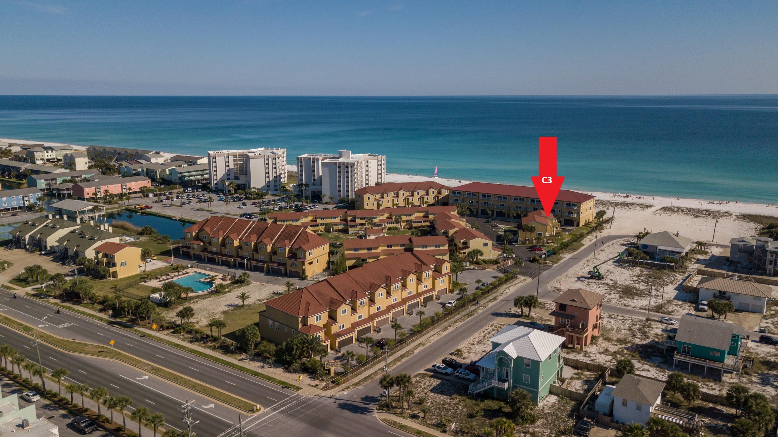 Regency Cabanas #C3 Condo rental in Regency Cabanas Pensacola Beach in Pensacola Beach Florida - #51