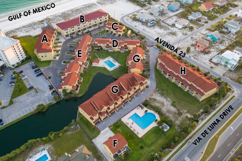 Regency Cabanas #F1 Condo rental in Regency Cabanas Pensacola Beach in Pensacola Beach Florida - #41