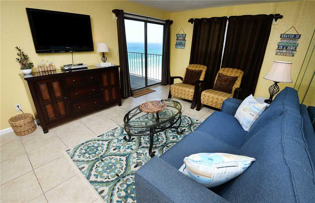 Regency 1003 3 Bedrooms Beachfront Pool Wi-Fi Sleeps 8