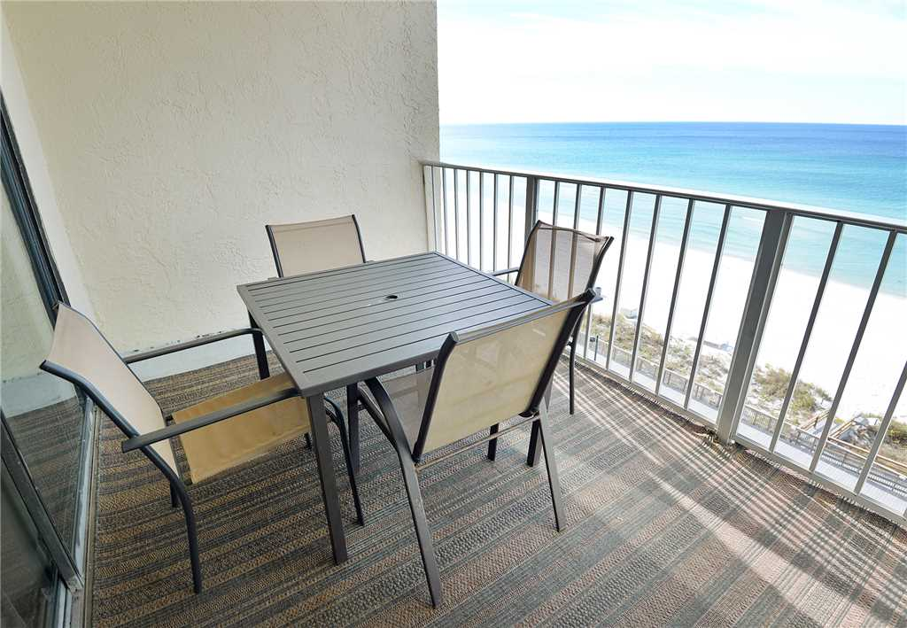 Regency 712 2 Bedrooms Beachfront Wi-Fi Pool Sleeps 8