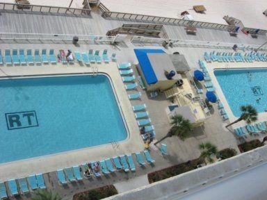 Regency 712 2 Bedrooms Beachfront Wi-Fi Pool Sleeps 8 Condo rental in Regency Towers in Panama City Beach Florida - #2
