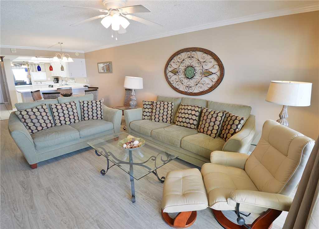 Regency 712 2 Bedrooms Beachfront Wi-Fi Pool Sleeps 8 Condo rental in Regency Towers in Panama City Beach Florida - #7