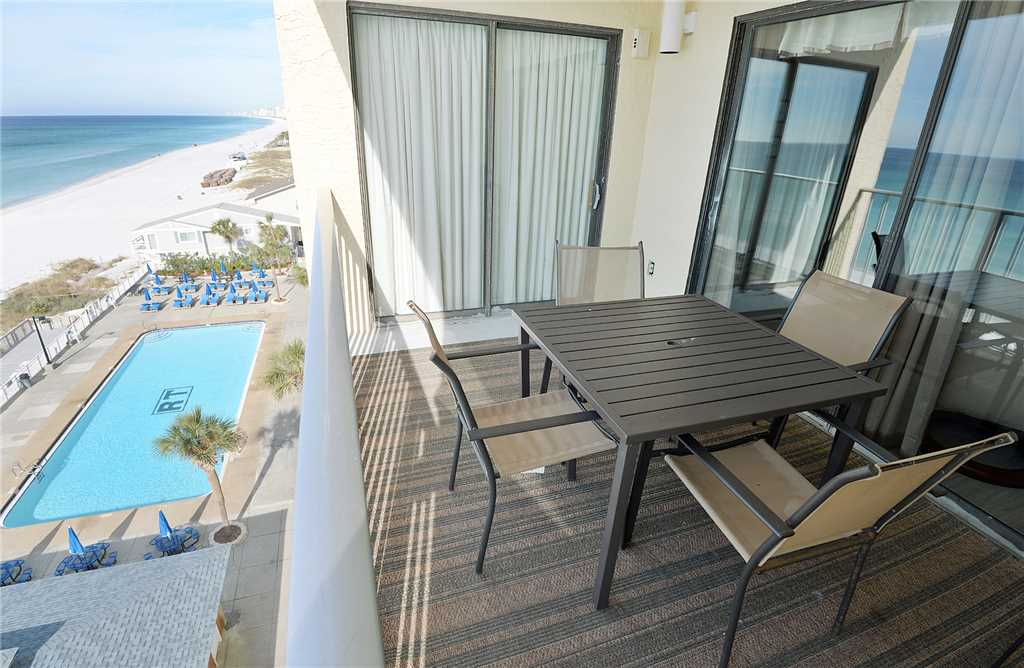 Regency 712 2 Bedrooms Beachfront Wi-Fi Pool Sleeps 8 Condo rental in Regency Towers in Panama City Beach Florida - #19