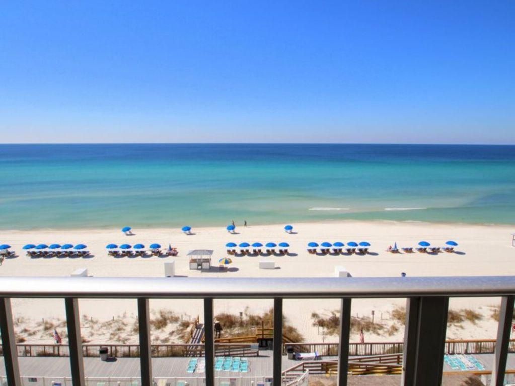 Regency 712 2 Bedrooms Beachfront Wi-Fi Pool Sleeps 8 Condo rental in Regency Towers in Panama City Beach Florida - #20
