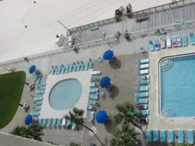 Regency 712 2 Bedrooms Beachfront Wi-Fi Pool Sleeps 8 Condo rental in Regency Towers in Panama City Beach Florida - #22