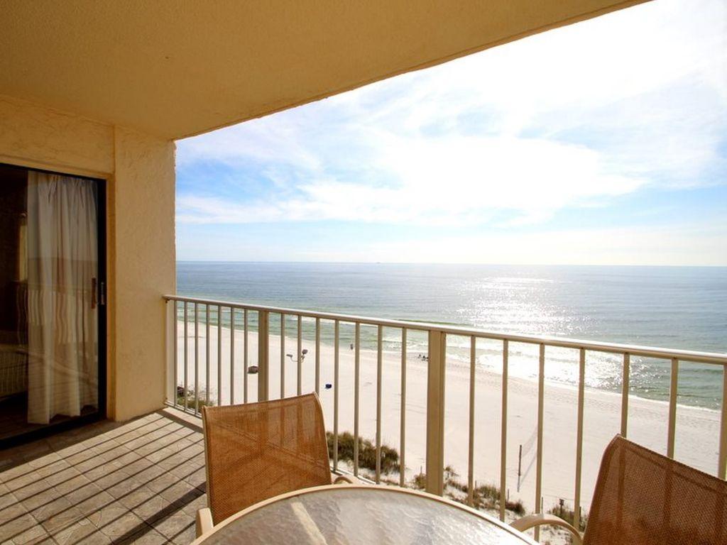 Regency 719 2 Bedrooms Beachfront Wi-Fi Pool Sleeps 8