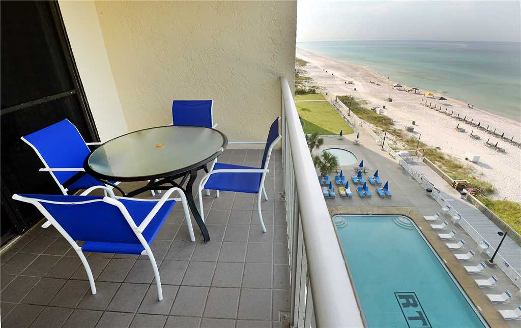 Regency 812 2 Bedrooms Beachfront Wi-Fi Pool Sleeps 8